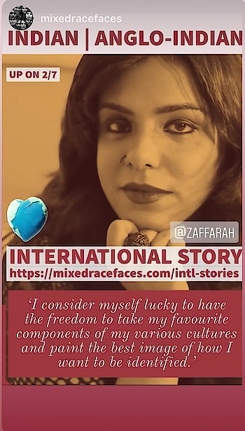 Story up in a few hours!  mixedracefaces.com/intl-stories @mixedracefaces  #indian #mixedraceface #angloindian #mixedrace #story #mystory #internationalstory #comingsoon