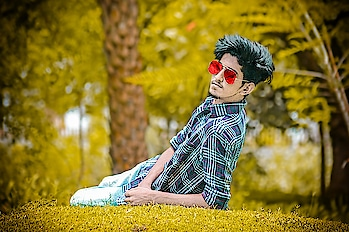 Updated their profile picture #newdp#photoshoot #classystyle#nature_perfection#peterparker 😎😎