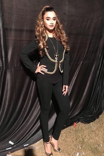 Backstage #ananyamishralive #JAIPUR