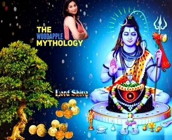 #meghnapedia  #MahaShivratri  There are various mythological legends associated with Maha Shivratri. According to a popular legend, a hunter could not find anything to kill for his food in a forest. As he was walking looking for a prey, it started raining. He then climbed on top of a Woodapple tree to catch a deer for his food. In order to make the animal come within his reach, he started throwing woodapple leaves on the ground, unaware that there was a Shiva-Lingam next to this tree. Pleased with his patience, Lord Shiva appeared in front of the hunter and blessed him with wisdom. The hunter stopped eating meat afterwards, the legend says.   Go vegetarian!! Happy Maha Shivratri . 💋💋💋 Love M. #ChefMeghna