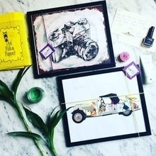In our mail👉🏻Some Gorgeous Wall 🖼art 🤗Love from @thepolkapuppet #wallart #photography #frames #wallframe Thank you for sending these across. We 💝love it. . . . . Do check out their amazing Decor collection & other stuff on the page🖼🎁🛍 A lot of gift options available too. . . . . #potd #motd #brb #instagram #instastory #roposostory #roposolove #girlboss #exploreourway #EOW  #makeup #beauty #lifestyle #skincare #beauty #blogger #bblogger #bloggerlife #entrepreneur #digitalart #digital #collab #collaboration #homedecor