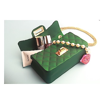 Accessories makes everything better... Cute Sling Bag : @glam__it_up_  Stylish Pink Lip Pearls Neckpiece: @shoshajewel  Nail colors: @debellecosmetix  Face Cream: @debellecosmetix  Shot by : @kmrabhinav28  #accesoories#bag#jewellery#beautyproducts#nailpaints#facecream#debellecosmetics#shoshajewellery#glamyourself#with#glamitup#slingbag#blog#blogger#instagramer#instapost#instalife#delhi_gram#delhifoodbloggers#mumbaifashionblogger#lifestyle#photohub#gallery#anisha_amy#positivelife#happylife