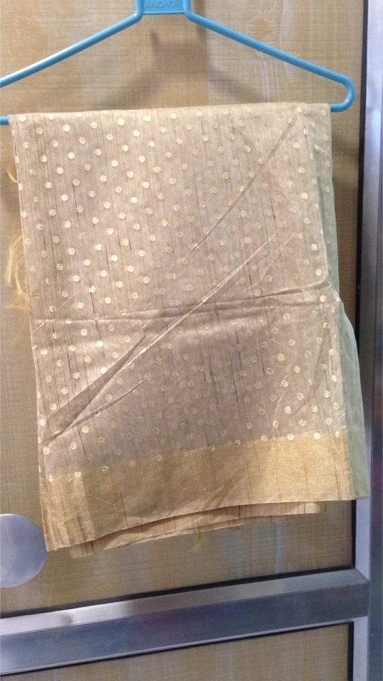 Cotton gold dupatta #dupatta #gold #cotton #shop #store #clothes #indianwear #mumbai #india