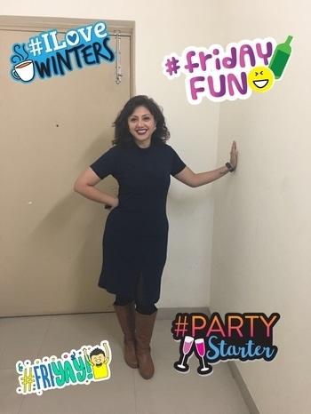 #ropo-love #friyay #fridayfun #ilovewinters #partystarter