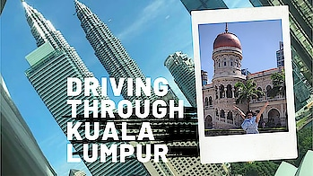 #Driving around #KualaLumpur was such an experience in itself. Come re live those moments with me by watching the video as I explore major tourist spots of Kuala Lumpur.. #malaysia  #truelyasia #asia #petronastower #menarakl #medekasquare #abdulsamadbuiding #istananegara #traveltomalaysia #malaysiatravelguide #hoppingniskani #hoppingheels #niskani #travelblog #travelblogger #indianblogger  https://youtu.be/SDu9A7aIWfE