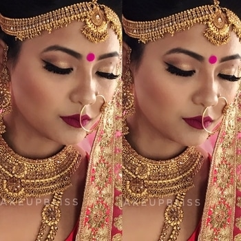#partymakeup by #nikitamakeupbliss #roposotalenthunt  . . . . . . . . #makeup #makeupaddict #makeupartist #fashion #cosmetics #selfie #beautiful #beauty #tutorial #eyes #hair #likeforlike #lips #lipstick #eyeshadow #love #tagsagram4tags #hairstyle #makeuplover #mascara #powder #eyelashes #basemakeup #glitter #inatapic #photooftheday #lookoftheday