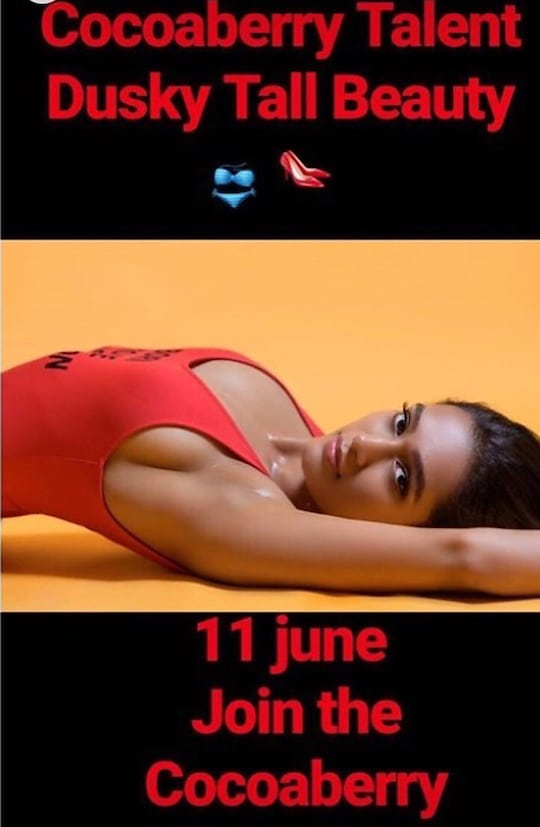 Inbox for enquiry . Our batch starts 11th June . Mentors model n ramp walk trainer for miss india / miss diva / Campuss princess / Indias next Top model ALESIA RAUT