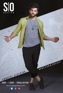 SO design concept  clothing ad campaign ! Make up and hair - @kritikashetty  Photographer - midhun jayakrishnan   #conceptclothing #mensfashion #rahulrajasekharan #menonroposo #roposostyle #mensclothing #fashionpost