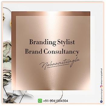 Brand stylist & consultant #nehaamitsingla
