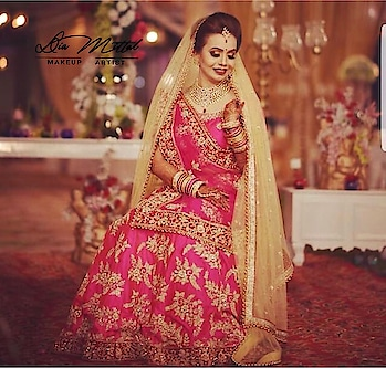 #bridal #look #makeup #beautiful #bride #stunning #marvellous #makeupbydiamittal #mua #makeupartist #indianbridalmakeupartist #bridesof2018 #wedmegood #shadesofweddings #bridalmakeup #weddingmakeup #theweddingchamber #diamittalmakeupartist #thebridesofindia #thebridesmakeover #diamittal #diamittalmakeovers @diamittalmakeovers