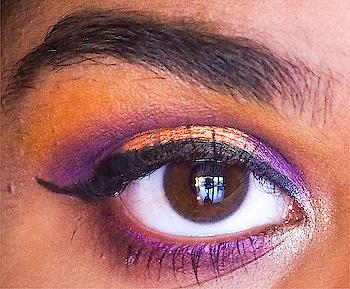 ~ If you can imagine it, you can do it 💜 . . . See you on Sunday for the video 😉❤️ —— #makeupblogger #makeuplover #makeuplook #purpleeyeshadow #roposo  #mua #makeupmafia #makeupaddict #blogger #bbloggers #wakeupandmakeup #fashion #wednesday #makeupideas #picoftheday #beauty  #influencer #wonderful #makeuponpoint