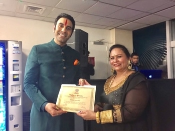 Recently at #unitednations #headquarters in #newyork .. I had a short talk about 'Dance for a Cause'  #danceforacause and #conducted a fun filled #dance #workshop for the #employees is United Nations.. I want to thank PPam Suri ma'am of United Nations Staff #recreation #council (UNSRC) for #inviting me n giving me this #honour .. Thk u for all the #gifts n #certificate of #appreciation .. Varsha Namjoshi Naik ji #tighthugs to u for #coordinating all this for me .. u r a #gem 💎.. Thk u @dsmischief Deepak Shah sir and  Pooja Shah Bhandari of #moremischief for #dressing me up for this very #important event..