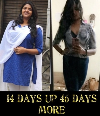 Client name: Boishali Datta Gupta  Place she live: Bellandur   Distance she travels daily: 31km one way to reach THE FITT STUDIO total 62km daily   Travel mode: Travel 2 buses 14 metro stations and 1 auto.  And this is the results post 14 days  Hats off to your dedication Boishali and commitment...   WHAT'S YOUR EXCUSE???  #thefittstudio #saveenfacts #thefittcafe #saveenfacts #saveen12weekstransformation #teamsaveen #eatclean #diet #transformation #gymlife #gymmotivation #gym #fitness #fitnessmodel #prep #personaltrainer #coach #thefittclub #thefittstudio #celebritytrainer #youcandoit #staypositive #provethemwrong #instaclick #bengalurufitness #motivation #addiction #nevergiveup #mylife #India #killit