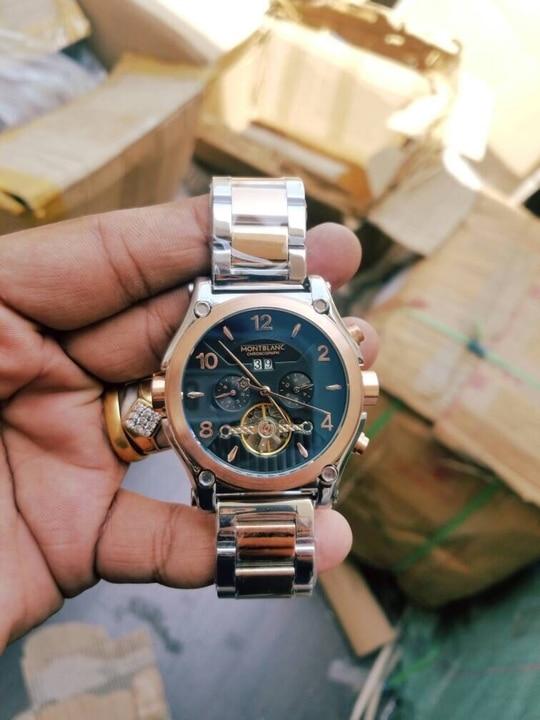# Montblanc flyback watches for men's with best prices  #wedealsinluxurywatcheshandbagssunglassesperfumesbeltsetccashondeliveryalsoavailablefordetailswhatsup919711083465