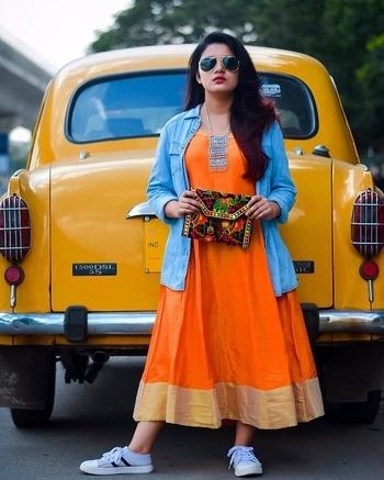 The indo western way #ootd #motd #ethnicwear