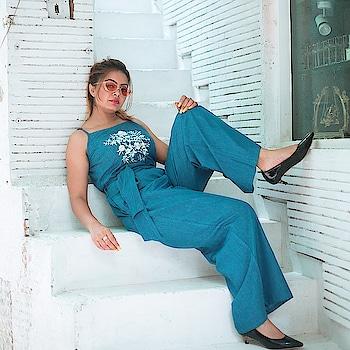 Wearing @fab_alley  . . #delhifashion #delhigirl #bloggerlifestyle #bloggerofinstagram #bloggersworld #roposoblogger