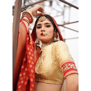 In the frame : @twink.0812  Outfit : @aura_by_shama Photographer : @icapturethis_ Hair Stylist : @hair_art_by_urbakhan Jewellery : @suhana_art_and_jewels Stylist : @makeupbypriyasharma Makeup Artist : @makeupbypriyasharma  #delhimua #makeupbypriyasharma  #delhifashionblogger #delhifashionbloggers #indianfashion #indianfashionblogger #delhimakeupartist #delhiblogger #popxoblogger #popxofashion #eventila #brideopedia #wed.book #indiagramwedding #bestportraitsindia #indianmakeupcommunity #wedding #weddingphotos #wedmegood #weddingwire, #shaadiwish #shaadisaga #indianmakeup #brides_of_india #weddingplz #popxo.wedding #weddingline_ #world_of_brides_.  @wedding.in, @wedmegood, @weddingwire, @shaadiwish, @shaadisaga, @brides_of_india, @eventila.makeup, @weddingplz, @popxo.wedding, @wedwise, @weddingline_, @world_of_brides_, @beccacosmetics, @anastasiabeverlyhills, @lauramercier, @nyxcosmetics, @nyxcosmetics_in, @hudabeauty, @bperfectcosmetics, @urbandecaycosmetics, @tartecosmetics, @makeuprevolution, @makeuprevolutionindia, @maccosmetics, @maccosmeticsindia, @wetnwildbeauty, @paccosmetic, @lagircosmetics, @lagirlindia, @ybpcosmetics, @realtechniques, @cetaphil_india, @anukaushik, @weddingsonline.india, @indulgeo.essentials, @nykaabeauty, @sebamedindia, @innisfreeindia, @mynykaa, @lovecolorbar, @gomitchopra, @beautyscoop, @benefitindia, @benefitcosmetics, @coverfx.