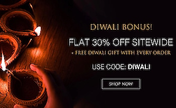 #Diwali #Bonus starts today... Flat 30% off sitewide plus free gift with every order. Use code: DIWALI Shop now: https://indiancultr.com #diwali2018 #diwalisale #offer #discount #makeinindia #shoppingonline #love #beautiful #wow #amazing #festive #celebrate #sale #apparel #accessories #lifestyle #diwaliparty