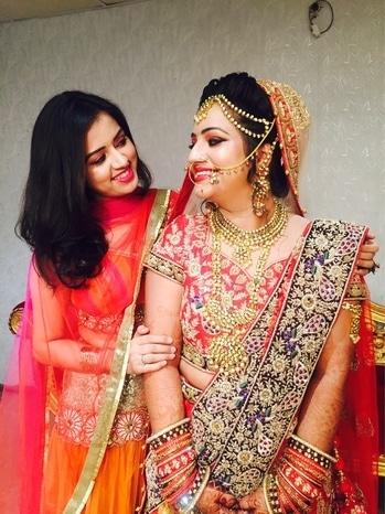 Besties wedding! 🙈❤️ #soroposo #roposoaddict ##roposogirl #roposolove #roposome #indianwedding #meinmybestfriendwedding #ethinc #lehengalove #fun #bff #bffswedding #bblogger #roposoblogger #roposome