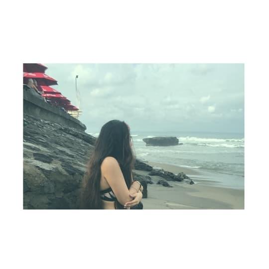 you have my heart. . . . #travel #travelgram #traveldiaries #2017 #bali2017 #vacay #holiday #mood #wanderlust #beachstyle #beachlife #sea #longhair #positivevibes #goodvibes #bali #ootd #canggu #happiness #eat #love #pray #goodnight