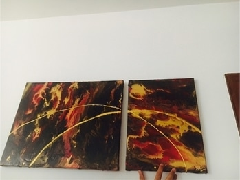 #mywork #artwork #acrylicpainting #forsale