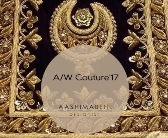 EXCLUSIVE PREVIEW - first look at the new Autumn Winter'17 couture collection coming to life 💛 Unveiling soon... #watchthespace for #moreupdates . . #aashimabehllabel #aashimabehlstudio #aashimabehlcouture #DestinationWedding #autumnwinter #WeddingWear #wedmegood #bridesmaids #BrideToBe #indianart #indiandesigner #IndianFashion #IndianWeddings #staytuned #fashion #beautiful #couturedresses #weddinginspiration #watchthespace