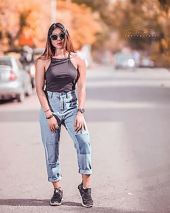 This one is my Fav Style Becoz Its my Genre #streetstyle ❤️. . #angelmstyle #meena #indianfitnessblogger #indianfashionblogger #streetstyleblogger #streetfashionstyle #streetfashion #denimlover #bloggerstyle #socialmediainfluencer #fashioninfluencer #mumbaiblogger #outfitoftheday #instaoutfit #outdoorfashion