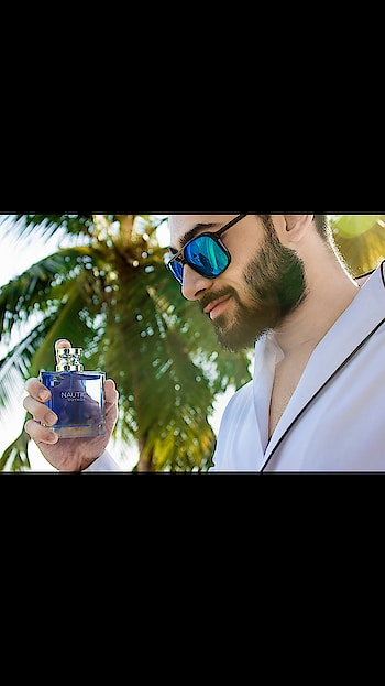 Bringing in the #Summer holiday tropical 🏝 vibe with this favourite perfume that I got from @myntra ! @nautica Voyage is a fresh, summer fragrance which is a beautiful blend of citrus, floral and musky notes. Get your hands on this one by clicking the link in my bio! #StayBeautifulWithMyntra  #MyntraBeauty #Myntra . . . #galleri5InfluenStar @galleri5  #thevoguepriest #grooming #white #look #fashion  #you #bloggerlife #lifestyle #blog #blogger #style #jacket #snow #winter  #sun #fall  #ootd #men #fashionblogger #fashionpost #instagram #love  #fashionista #instagrammers  #indianblogger #iDXtreme #iDfootwear #Streetsofsurat #thevoguepriest . . . #shoes #shoe #kicks #instashoes #instakicks #sneakers #sneaker #sneakerhead #sneakerheads #soleonfire #nicekicks #igsneakercommunity #sneakerfreak #sneakerporn #shoeporn #fashion #swag #instagood  #photooftheday #sneakerholics #sneakerfiend #shoegasm #kickstagram #walklikeus . #thevoguepriest #fallfashion #fall #autumn #wear #denim #jacket #snow #winter  #sun #fall  #look #fashion  #you #bloggerlife #lifestyle #blog #blogger #style  #ootd #men #fashionblogger #fashionbloggerindia #instagram #love #beard #fashionista #instagrammers  #indianblogger  #indianfashionbloggerr#newdp #voteme #allindiablogger #brand #malebloggerindia #maleblogger #fallfashion #maxfashion #maxfashionindia #menswear #bearded-men #roposolove #roposo #roposoblogger #roposomen