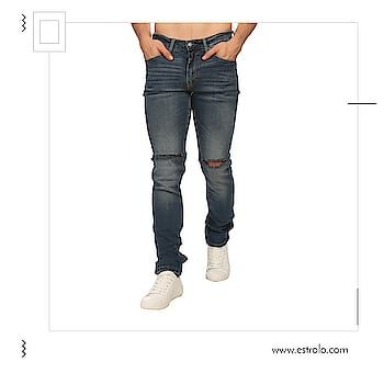 Smart Look For Any Casual Occasion. Get More https://goo.gl/9muu91  #estrolofashion #denimized  #jeans #fashionables #designerdenims #fashion #online-shopping #shopmore #shopaholic #denimcollection #onlineshoppinginindia #roposobazaar #stylishmen  #trendyclothes #shadedjeans