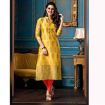 Beautiful New Arrival Fancy Fabric Kurtis - Shivali Gold 👉No Extra GST😱 👉Free Shipping😄 👉Now COD is also Available.😍 💻Visit Now : www.grabandpack.com Contact us/whats app us on : +91 9898133588 or +91 7990485004 📱 🇮🇳 Free shipping only in India  📲For Our Daily Updates Ping us on Whatsapp +91 9898133588 Email Us : grabandpack@gmail.com ✉ Like us on Fb : http://facebook.com/grabandpack 👍 Follow us on instagram : http://instagram.com/grabandpack 👈 #shop #ladieswear #ladiesfashion #bollywoodstyle #kurtis #LT #NItya #single #Bulk #fashion #style #summer #instafashion #fa #summerwear #indian #traditional #marriage #dance #fun #bollywoodlehenga #ghagracholi #etsy #shopaholic #instadaily #like4like #Arihant #bliss #designersuits #london #india #dubai #mumbai #bridalgown #indiasuit #indianbride #indianwedding #yourchoice #palazzo #club