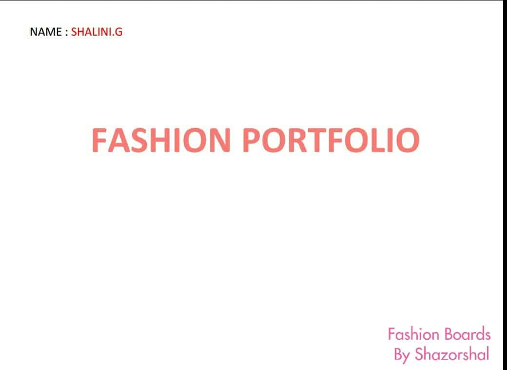 #FFDesignerHunt #Fashionboard #Portfolioboards #Roposo #ShazorShal #Roposo #designbox
