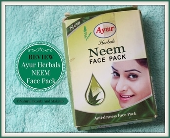 New Post ✍ Review of Ayur Herbals Neem Anti-dryness Face Pack is up on #naturalbeautyandmakeup  blog ☺ visit www.naturalbeautyandmakeup.com 💕 #skincare  Follow me also on Twitter (@NBAMblog) and Instagram (Ana_naturalbeautyandmakeup) for regular updates. . . . . . . . . . . .. . . . . . . . . . . . . . . #neem  #facepack  #facemask  #herbal  #madeinindia  #bblogger #parabenfree   #indianblogger  #hk #productreviewer  #roposoreview  #influencer  #influencermarketing  #review   #crueltyfreebeauty  #veganbeauty  #productreview   #acne  #pimple  #glowingskin  #skincareblogger  #ropososkincare  #skincarelover #iloveskincare #facialcare