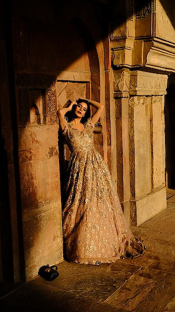 #MeshbyNityaBajaj as seen on @ashmitatewari  Shot by @ronfoshizzle  Repost @ashmitatewari  #eveninggown #eveningdress #labelnityabajaj #fashionphotography #photography #Nityabajaj #designershoot #lace #embroidery #autumnwinterfestive2018 #lakmefashionweek2018 #shoot #nightshoot #modeling #fashionshoot  www.nityabajaj.com