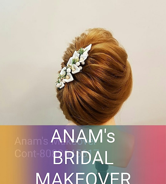 ANAM's BRIDAL MAKEOVER