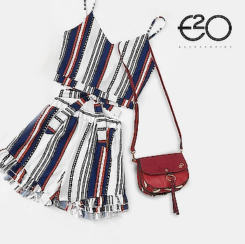 If you ever happen to find that perfect accessory for your favourite outfit...never let it go!! Find your perfect accessory with E2O Fashion. #e2o #e2ofashion #handbags #handbagfashion #style #styleinspo #accessories