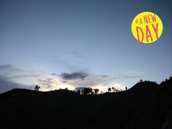 #anewday
