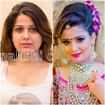 #makeup #bestmakeupartistindelhi #meenakshiduttmakeoversdelhi #beforeandafter #roposomakeup #roposodutts #salonowner  #Hi! you can call us between 11.30am to 7pm for details, we are at Club Road, Punjabi Bagh and Shivalik main road, near Panchsheel Park South Delhi at : 9560704164 ,08826963239 or 01147563972 ,01147563973, 01141755112, 01141755111