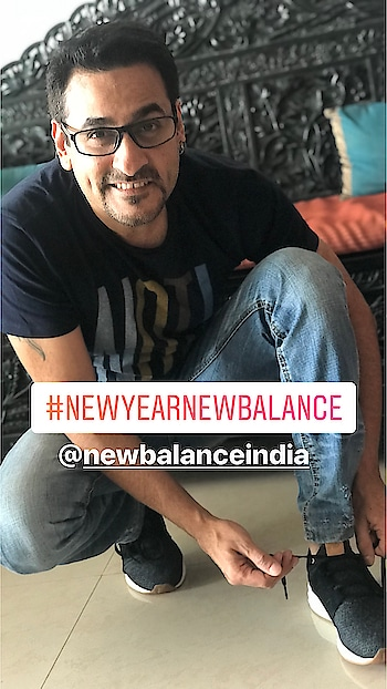 And every performance is different. That's the beauty of it. #NewYearWithNewBalance #RootedInPerformance #NewBalance #ThankYou #NewBalanceIndia #Shoes #SuperFit #SuperComfort #SuperStyle #DJSuketuForNewBalance