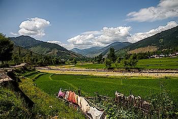 Studded with #natural #beauty, Lolab valley in #Kashmir is breathtaking.  PC: Sandeepa Chetan #jammukashmir #heritage #wow #amazing #travel #travelbug #instatravel #wanderlust #see #gameoftones #incredibleindia #photography #photooftheday #india