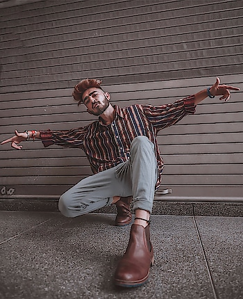 Used to tell me sky's the limit, now the sky's are point of view🌌 . . . #kartavyamakwana #fashion #fashionmodel #casual #blogpost #blogger #indianblogger #suratblogger #suratinfluencer #menswear #menstyling #trend #trending #boots #potrait #india #surat