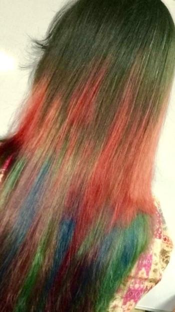 #trendsetters#trendy#hairgoals#playwdcolors#fashionista#hairdo#lovebeautifulhair#post#instalike#roposolove