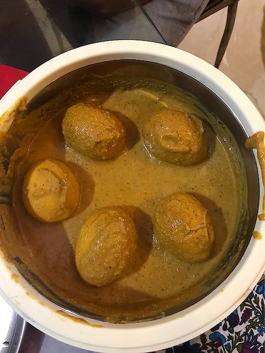 Shahi egg curry   #egglove #shahiegg #homemade #creamyandtasty