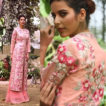 A whole lot of flower power to make our brides and her pretty bridesmaids feel like a queen 💖 For more queries & details contact us on: 9711111776 And visit our store: 14/72, West Punjabi Bagh, New delhi. . . . #aashimabehllabel #ameerah #weddingday #weddingtrousseau #indianbride #indianwedding #indiancouture #bigfatwedding #bridetobe #bridesmaids #bridesmaiddresses #bridaldress #flowerpower #graceful #summerweddings #destinationwedding #sundowners #graceful #beautiful #beautifulbride #prettybride #couture #custommade #getyoursnow #getthelook #bookyourappointment #callforappointment #shopnow #visitthestore