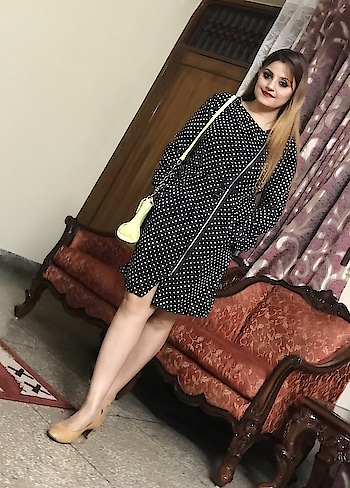 There is never a wrong time for polka dots.  Wearing @missa_more_clothing . . . . #polkadots #missamore #mystyle #styledbyme #wiw #whatiwore #aboutalook #outfitinspiration #dailyinspiration #inspo #styleoftheday #outfitoftheday #ootd #ootn #realoutfit #myoutfit #fashionstyle #fashionblogger #delhifashionblogger #gurgaonblogger #outfitgoals #ootdmagazine #instafashion #soroposo #roposo-style