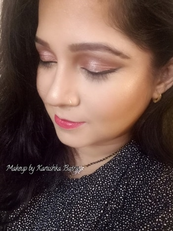 Party makeup practice for my client. Thank you @aneeshaluv for helping me practice. @chandnisinghstudio I can clearly see my mistakes 🙈 but I am sure I'll do better with every makeup. . . #sigmabrushes #delhimakeupartist #makeupartist #makeuplover #makeupaddict #makeup #lancome #twofacedcosmetics #mac #makeupmurah #followme #likesforlikes #makeupbykanishkabatra #mua #makeupartistindia #pinklips #highlights #contour #bridalmakeupartist #indiangirl #hudabeauty