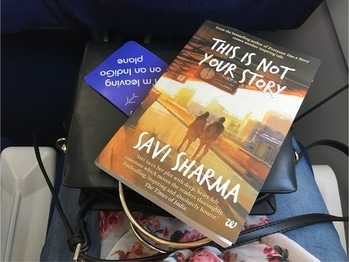 Travel companion! #RoposoTalentHunt #TravelJunkie #RoposoTalentShare #IndianBlogger #TINYS #ThisIsNotYourStory #Indigo #Travel #Wanderlust