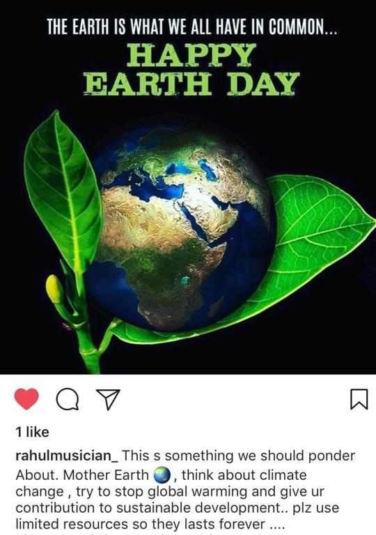 #earthday #happyearthday #motherearth #climatechange #beachange #plantatree