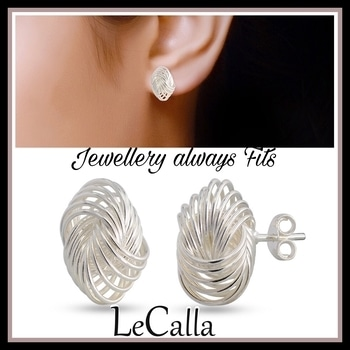 """This jewellery makes me look fat"", said no women ever.  Daily wear Stud earrings, DM for more details.  #LeCalla #Silver #studearrings #dailywear #musthave #photooftheday #offer #fashion #fashionista #silverjewellery #buynow #grabnow #offer #loveforsilver #accessory #attitude #classy #elegant #exclusive #newstyle #earaccessories #instagood #instalove #instajewellery #roposolove #roposo"