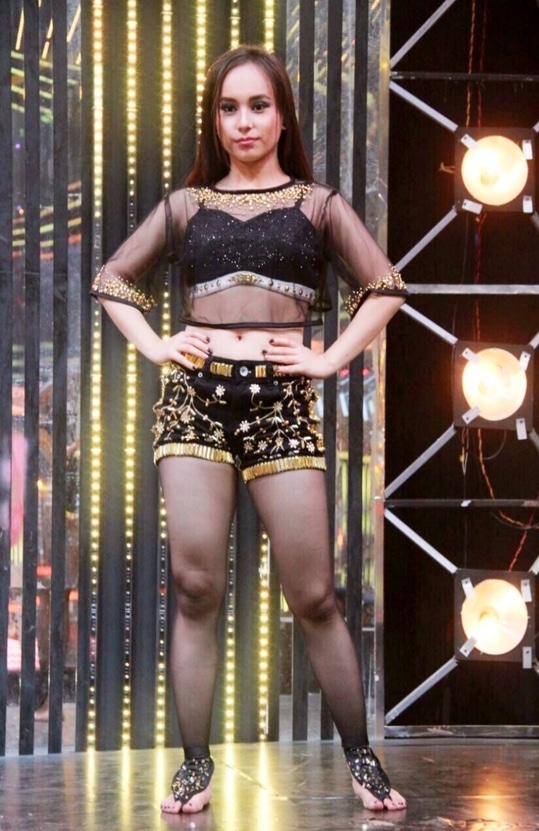 👋... Hello! People 😍... don't forget to watch also today performance 💃🏻only on #DanceChampions by 9pm @starplus ... #dance #dance #dance