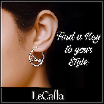 Be stylish, Be trendy... check out our latest earrings collection and order now: https://goo.gl/LkAQyC  #LeCalla #Earrings #Trendy #fashionista #silverjewellery #instagood #instajewellery #newstyle #earaccessories #buynow #loveforsilver #happyshopping #giftideas #getfreegift #giftingideas #girls #accessories #attitude #exclusive #roposolove #roposotalks #instagood